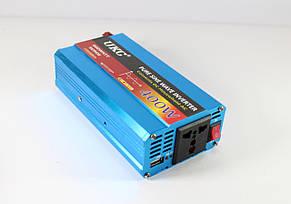 Перетворювач синусоїда (модифікована) AC/DC sine пікова потужність 400W, фото 2