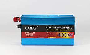 Перетворювач синусоїда (модифікована) AC/DC sine пікова потужність 400W, фото 3