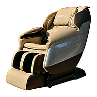 Массажное кресло серый ZENET ZET 1550