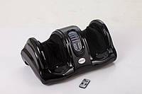 Массажер для ног роликовый с компрессией для стоп, голеней и икр Zenet ZET-763