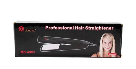 Щипці для волосся domotec MS 4903 (випрямляч/праска), фото 2