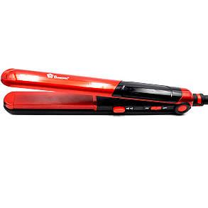 Щипці для волосся domotec MS 4909 2в1 (вирівнювач, гофре), фото 2