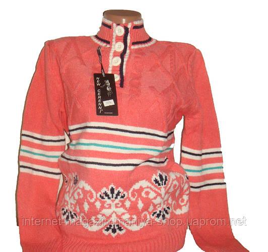 Женский свитер опт батал