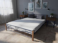 Кровать MELBI Эмили Двуспальная  140200 см Ультрамарин КМ-011-02-4уль, КОД: 1398530