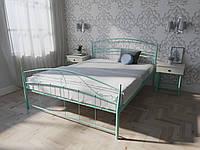 Кровать MELBI Селена Двуспальная 160200 см Бирюзовый КМ-022-02-10бир, КОД: 1452439