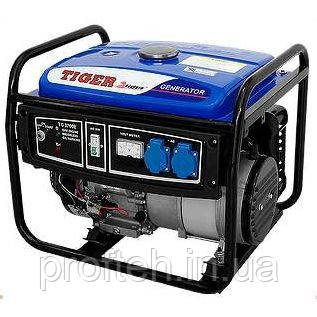 Генератор Tiger TG3700Е (2,5 кВт, бензин, электростартер) Бесплатная доставка