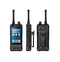 Кнопочный телефон противоударный с камерой и фонариком на 2 sim Grsed E8800 black РАЦИЯ