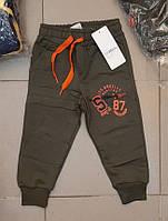 Спортивные трикотажные штаны для мальчика 1-4 года