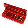Эксклюзивные ручки в подарочном футляре с подставкой для визиток Albero Ode DS319269FB, фото 2