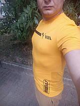 Мужская футболка Puma, фото 3