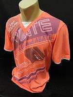 Стильные молодежные мужские футболки., фото 1