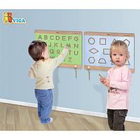 Набор для обучения Viga Toys Рамка для досок для детей от 3 лет
