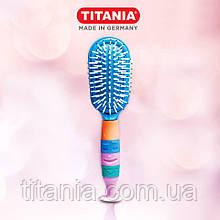 Щетка для волос детская массажная TITANIA 1298