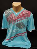 Стильные молодежные мужские футболки., фото 3