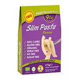 Паста органическая Rice Organic Slim Pasta, 270г, фото 2