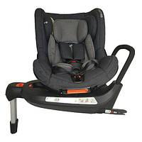 Автокресло для детей с рождения до 4 лет, до 18 кг Welldon Safe Rotate FIX, с изофикс Isofix