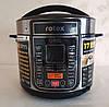 Мультиварка  скороварка  йогуртница Rotex REPC 75-B , 5 литров, 17 программ, 900 W, фото 2