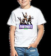 Футболка Fortnite Фортнайт. Игровая одежда.