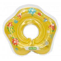 Круг надувной Baby Team для купания малышей
