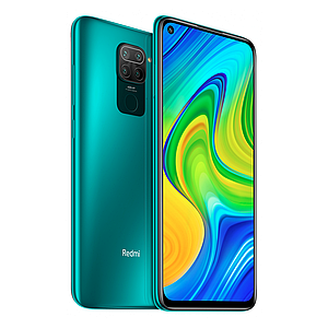 Смартфон Xiaomi Redmi Note 9 4/128GB Global Version (Forest Green)