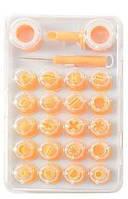 Набор цветных пластиковых кондитерских насадок 25 шт R21320/К2160