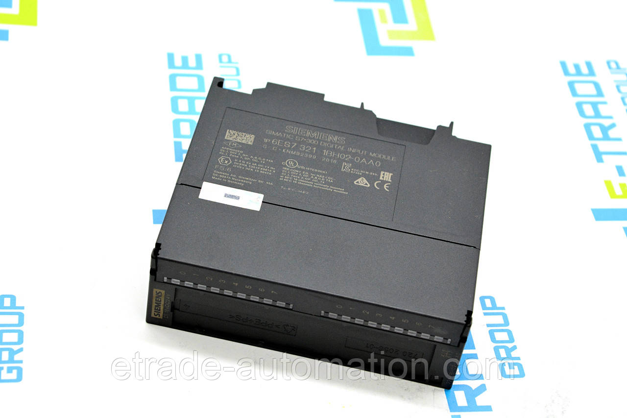 Контроллер Siemens 6ES7321-1BH02-0AA0