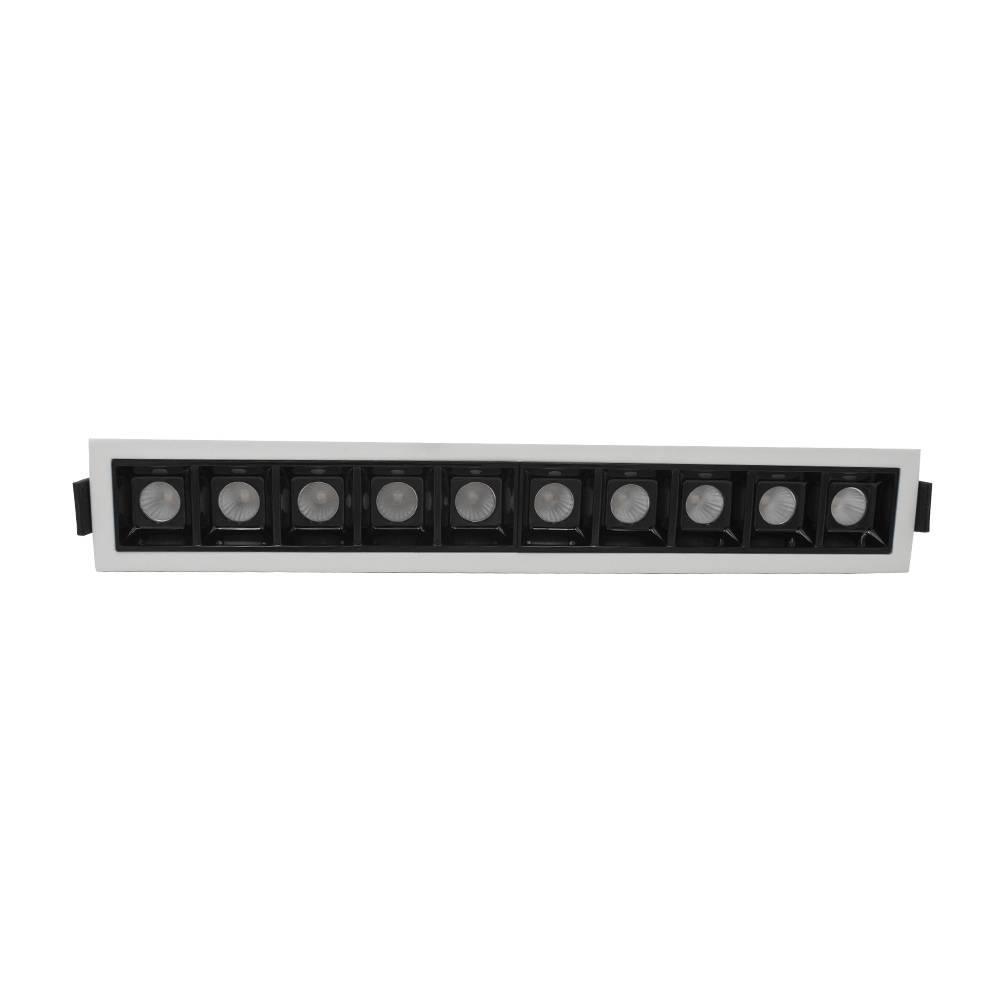 Светодиодный точечный светильник Skarlat XT4550-10-LED 12W WH 3000K/6000K