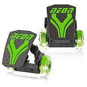 Ролики детские Neon Street Rollers Зеленый (N100736)