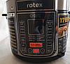 Мультиварка  скороварка  йогуртница Rotex REPC 75-B , 5 литров, 17 программ, 900 W, фото 4