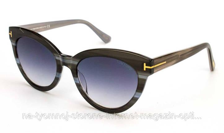 Солнцезащитные очки Tom Ford (luxury copy) TF430 20C, фото 2