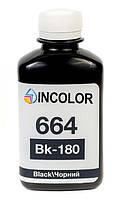 """Чернила для Epson L364 - чернила 664""""INCOLOR"""" (1х180 мл)  Black,"""