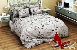 Комплект постельного белья R4047grey