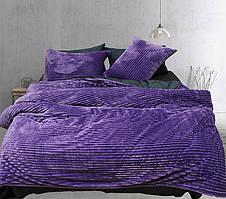 Двуспальный комплект постельного белья зима/лето Violet