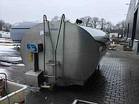 Танк-охладитель молока Mueller О-2500 10 150 л. б/у 2001г/в