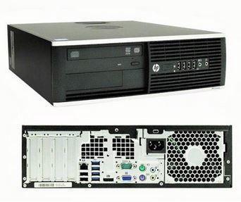 Системний блок HP Compaq 6300 Pro SFF-Intel Core-i3-3220-3,30GHz-4Gb-DDR3-HDD-500Gb- Б/У