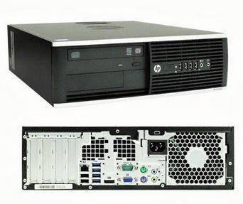 Системний блок HP Compaq 6300 Pro SFF-Intel Core-i3-3220-3,30GHz-4Gb-DDR3-HDD-500Gb- Б/У, фото 2