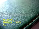Противоударный чехол книжка Xiaomi Redmi Note 8 Pro Green K'try зеленый, фото 8
