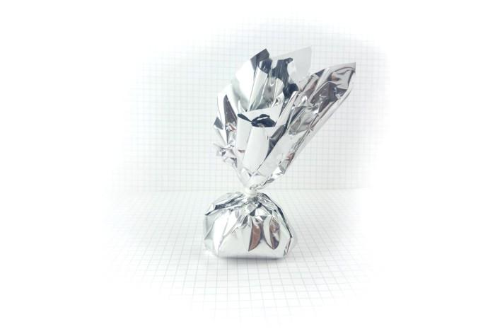 Тягарець грузик 50грам срібло
