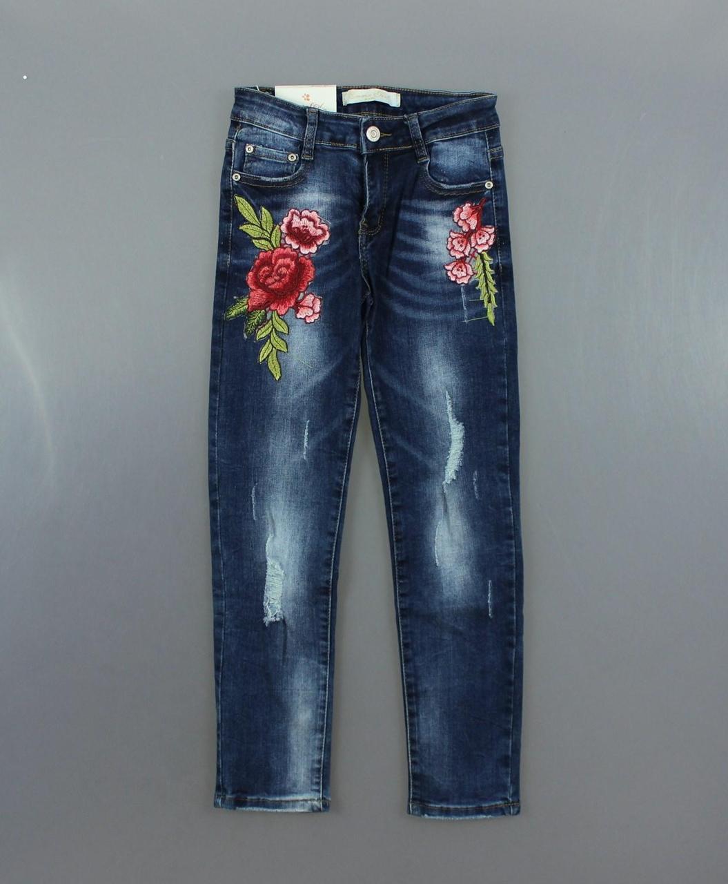 {есть:8 лет} Джинсовые брюки для девочек Dream Girl, 8-16 лет. [8 лет]