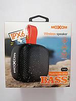 Колонка Bluetooth MOXOM MX-SK10 черный
