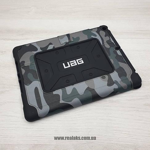 Чехол противоударный UAG для iPad new 10.2 green/black, фото 3