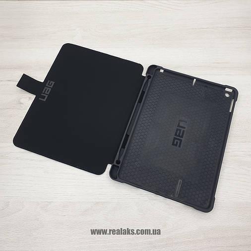 Чехол противоударный UAG для iPad new 10.2 green/black, фото 2