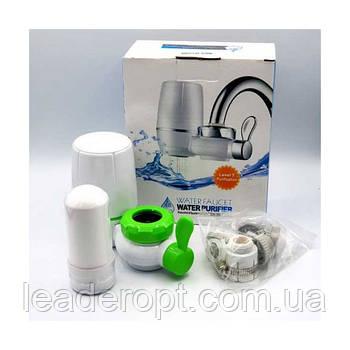 ОПТ Фільтр водоочисник для води Water Faucet Water Purifier ZSW-010A проточний