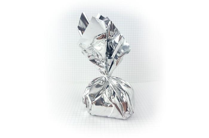 Тягарець грузик 250 грам срібло