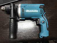 Дрель ударная Makita HP1630 710 Вт В комплекте - Свёрла, Головки, Биты, Точильные камни