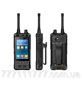 Кнопочный телефон противоударный черный с камерой и фонариком на 2 sim Grsed E8800 black РАЦИЯ