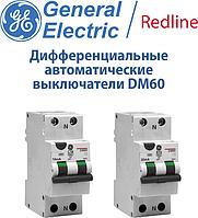 Дифференциальные автоматические выключатели GE DM60