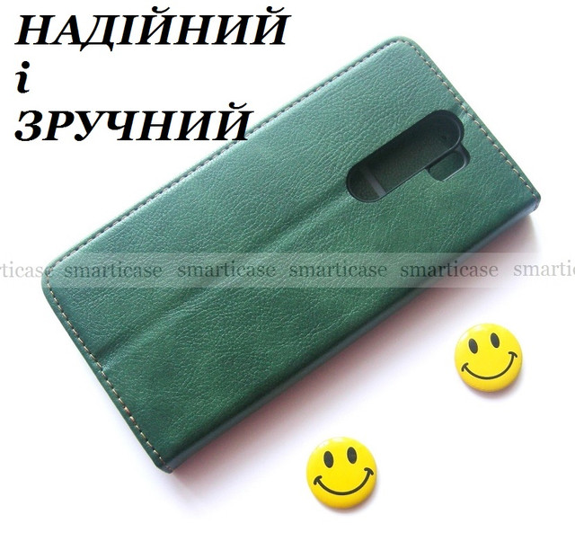 Xiaomi Redmi Note 8 Proчехол купить зеленый