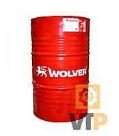Олива моторна WOLVER Super Dynamic SAE 10W-40  бочка 208л  метал