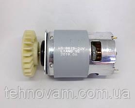 Электродвигатель аккумуляторной болгарки Dnipro-M DGA-200BC Ultra